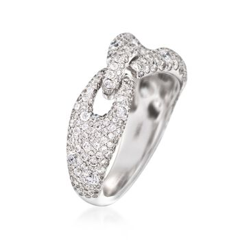 "Kwiat ""Madison Avenue"" 2.00 ct. t.w. Diamond Ring in 18kt White Gold. Size 7, , default"