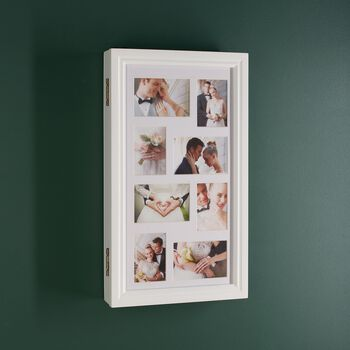 Family Tradition Photo Frame Jewelry Box, , default