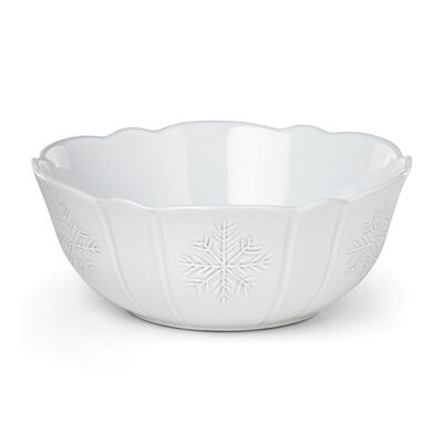 "Lenox ""Alpine"" Carved Serving Bowl, , default"