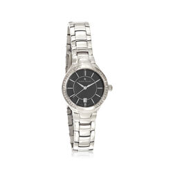 Giorgio Milano Women's Watch With Swarovski Crystals in Stainless Steel , , default
