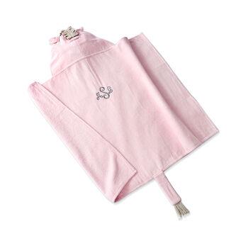 Elegant Baby Hooded Unicorn Personalized Bath Towel