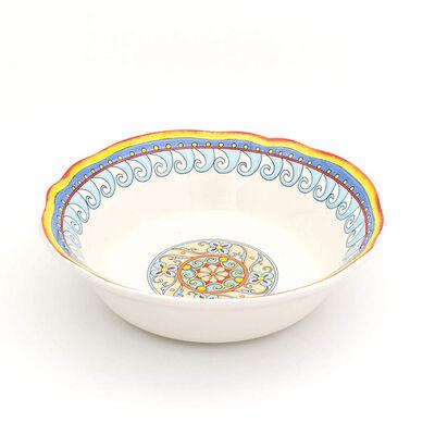 """Euro Ceramica """"Duomo"""" Renaissance Serving Bowl, , default"""