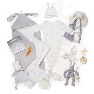 "Bunnies by the Bay ""Give Glad Dreams"" Baby's 9-pc Gift Set, , default"