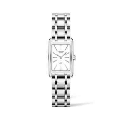 Longines Dolcevita Women's 21x32mm Stainless Steel Watch