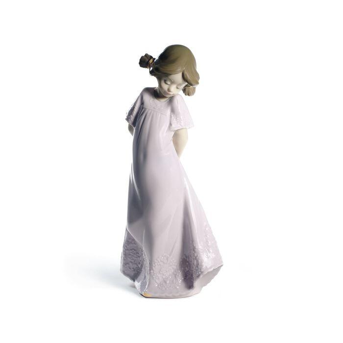 "Nao ""So Shy"" Special Edition Porcelain Figurine"