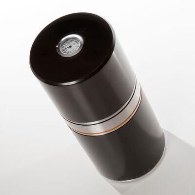 Brouk & Co. Black Aluminum Humidor Case, , default