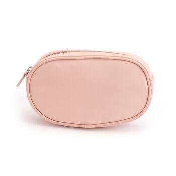 Royce Pink Leather Belt Bag, , default