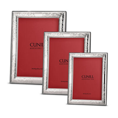 Cunill Italian Sterling Silver Vintage Picture Frame, , default