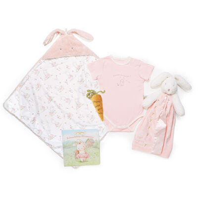 "Bunnies by the Bay ""Hello, Baby Girl!"" Baby's 5-pc. Gift Set, , default"