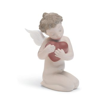 "Nao ""Forever in My Heart"" Porcelain Figurine , , default"