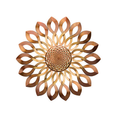 "Regal ""Infinity"" Sun Metal Outdoor Wall Decor, , default"
