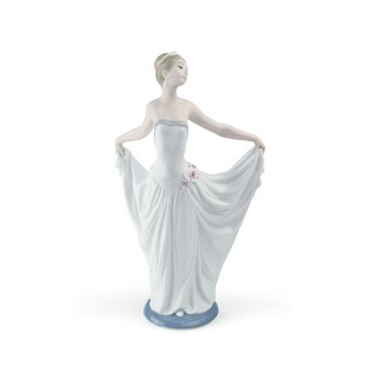 "Lladro ""Dancer"" Special Edition Porcelain Figurine, , default"