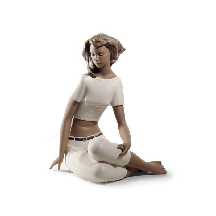 "Nao ""Mediterranean Breeze"" Porcelain Figurine, , default"