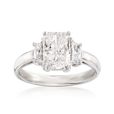 Majestic Collection 2.43 ct. t.w. Diamond Ring in 18kt White Gold, , default