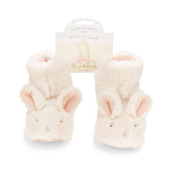 "Bunnies by the Bay ""Just Like Blossom Bunny"" Baby 4-pc. Gift Set, , default"