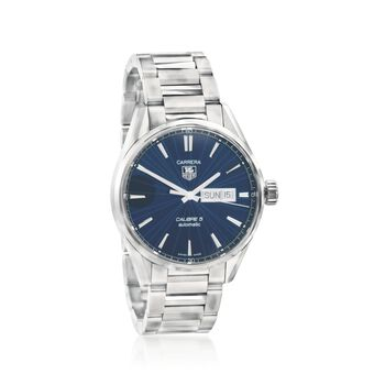 TAG Heuer Carrera Men's 41mm Stainless Steel Watch , , default