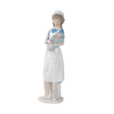 """Nao """"Nurse"""" Porcelain Figurine, , default"""