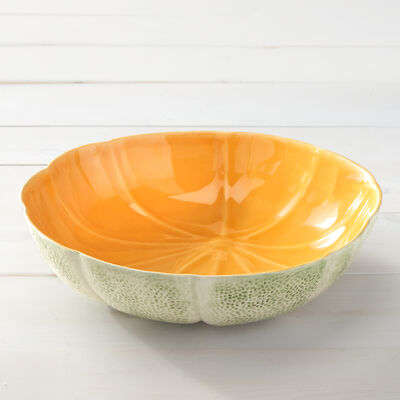 Bordallo Pinheiro Melon Serveware - Serving Bowl, , default