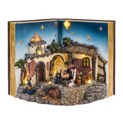Mr. Christmas Animated Musical Nativity