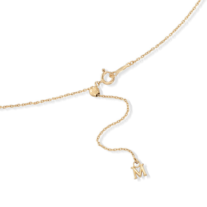 Mikimoto 5.5-7.5mm A+ Akoya Pearl Necklace in 18kt Yellow Gold