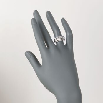 1.00 ct. t.w. Diamond Lace Ring in 14kt White Gold, , default