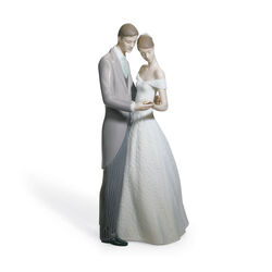 "Lladro ""Together Forever"" Porcelain Figurine, , default"