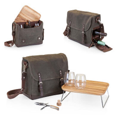 7-pc. Adventure Wine Tote