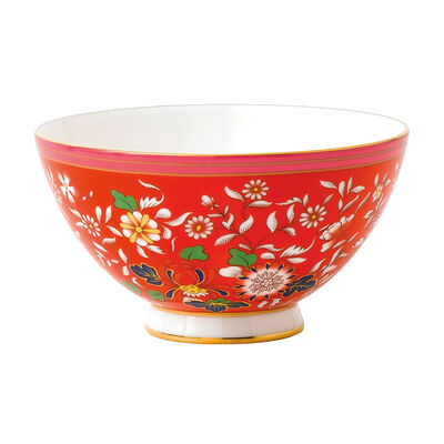 "Wedgwood ""Wonderlust"" Crimson Jewel Bowl, , default"