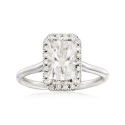 Majestic Collection 2.37 ct. t.w. Diamond Ring in 18kt White Gold, , default