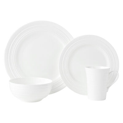 "Mikasa ""Ciara"" 16-pc. Service for 4 Dinnerware Set, , default"
