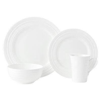 "Mikasa ""Ciara"" 16-pc. Service for 4 Dinnerware Set"