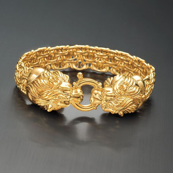 Jewelry Gold Bracelets #686917