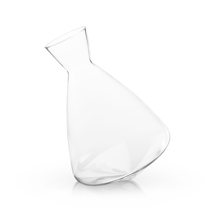 Rolling Crystal Wine Decanter