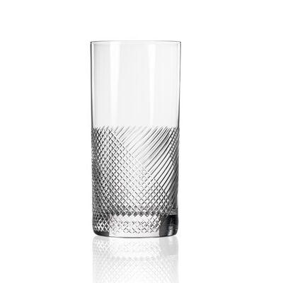 "Rolf Glass ""Bourbon Street"" Set of 4 Highball Cooler Glasses, , default"