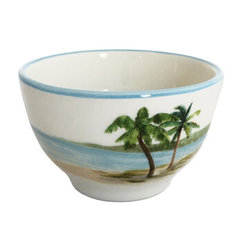 "Abbiamo Tutto ""Palm Breezes"" Ceramic Dinnerware from Italy, , default"