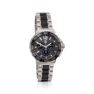TAG Heuer Formula 1 Men's 42mm Stainless Steel Watch, , default