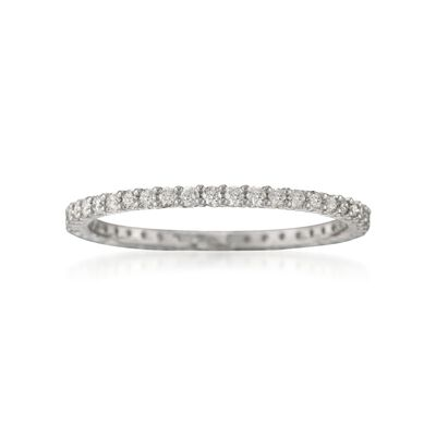 .50 ct. t.w. Diamond Eternity Band in 14kt White Gold