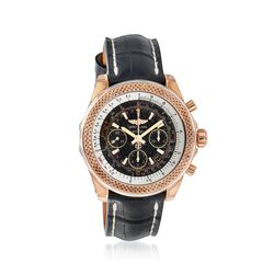 Breitling Bentley B06s Men's 44mm Auto Chronograph 18kt Rose Gold Watch, , default