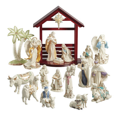 "Lenox ""First Blessing"" Figurine, , default"