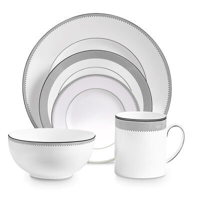 "Vera Wang for Wedgwood ""Grosgrain"" Dinnerware, , default"