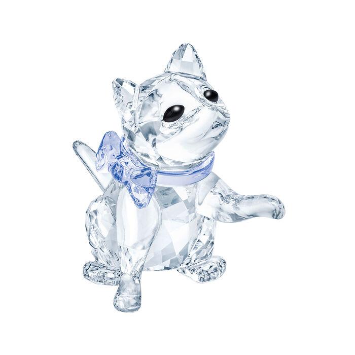 Swarovski Crystal Kitten Figurine