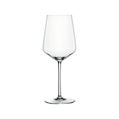"""Style"" Set of 4 White Wine Glasses"