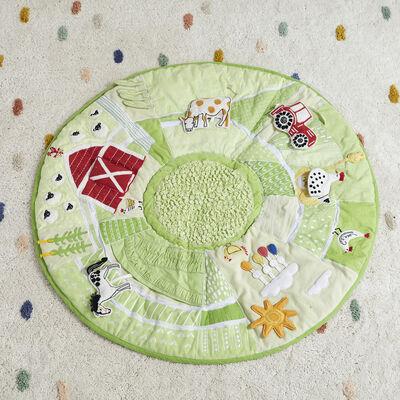 Baby's Farm Activity Play Mat