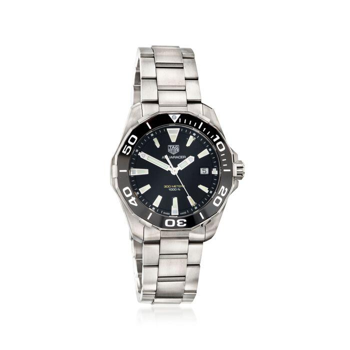 TAG Heuer Aquaracer Men's 41mm Stainless Steel Watch , , default