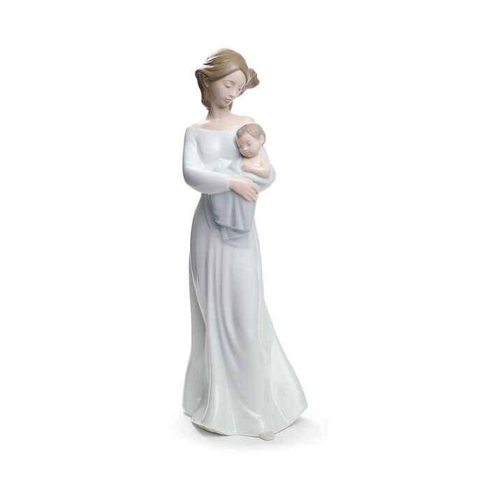 "Nao ""My Dearest Boy"" Porcelain Figurine , , default"