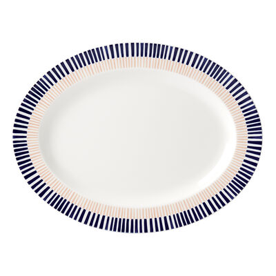 "Kate Spade New York ""Brook Lane"" Oval Platter"