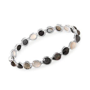 "C. 2013 Ippolita ""Rock Candy"" Multi-Stone Bangle Bracelet in Sterling Silver. 7"", , default"