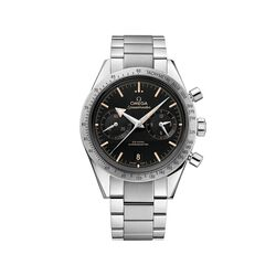 Omega Speedmaster 57 Men's 41.5mm Stainless Steel Watch With Black Dial, , default