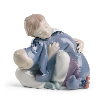 "Nao ""Dreams with Eeyore"" Porcelain Figurine, , default"