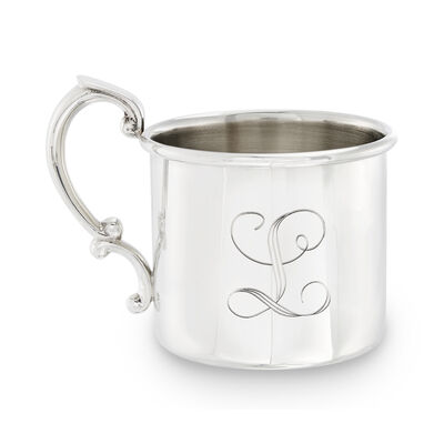 Empire Pewter Classic Baby Cup